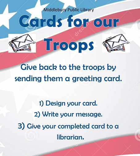 cards for troops small
